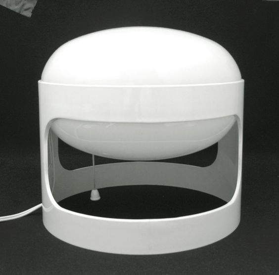 Love Joe Columbo! http://www.ebay.com/itm/RETRO-JOE-COLOMBO-KARTELL-KD27-LAMP-MID-CENTURY-MODERN-EAMES-SPACE-AGE-ATOMIC-/230769120493?pt=AU_Homeware_Kitchenware=item35bae954ed#ht_4270wt_1139