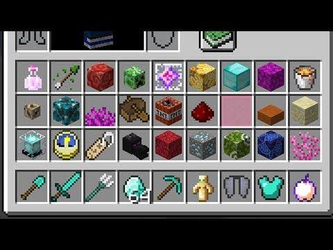 Skyblock Ama Her 30 Sani̇yede Rastgele Bi̇r Eşya Geli̇yor Youtube Minecraft Instagram Ilham