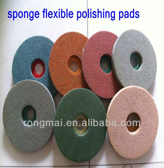 Melamine Foam Sponge Pad for Floor Polishing Machine