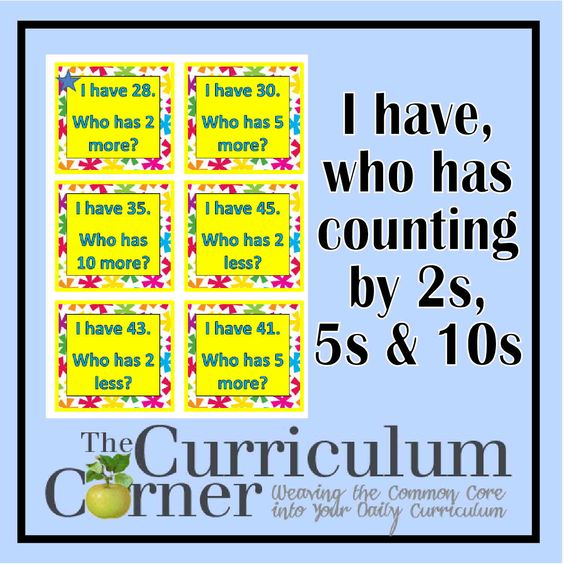 Skip Counting by 2s, 5s & 10s | Pinterest | Activities, Other and Math