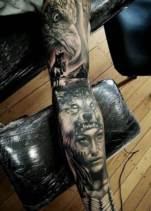 Tattoos Sleeve Tattoos Metal Mulisha Tattoos