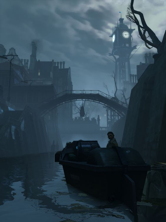 Dunwall, Dishonored, 2012.
