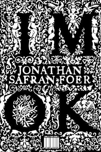 I'm OK - Jonathan Safran Foer /// cover design by gray318