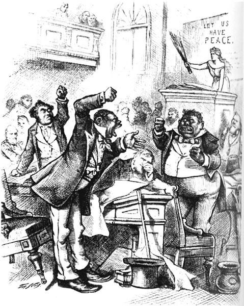 characteristics of the jim crow era Jim crow was a character first created for a minstrel-show act during the 1830s  the act—featuring a white actor wearing black makeup—was.