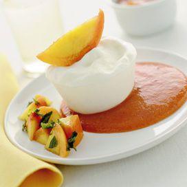 Semifreddo allo yogurt - Scuola di cucina   Donna Moderna   Il ...
