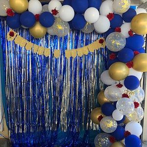 Beauty Or Beast Gender Reveal Banner Be Our Guest Beauty And Etsy In 2021 Gender Reveal Party Decorations Gender Reveal Party Theme Gender Reveal Banner