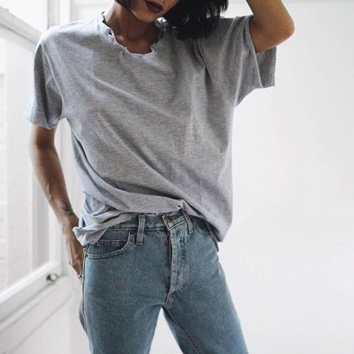 DENIM/BLACK/WHITE | TheyAllHateUs: