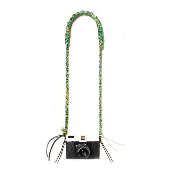 Zombie Deluxe Camera Strap