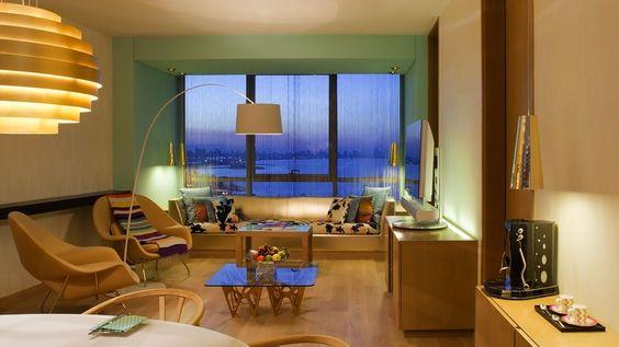 Hotel Missoni Kuwait: Hotel Interiors, Living Rooms, Hotels Resorts, Living Spaces, Hotel Missoni Kuwait, Chic Interiors, Luxury Hotels, Design Hotels