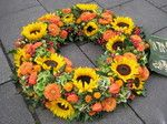 Herbstsynphonie by Lily deluxe Blumen
