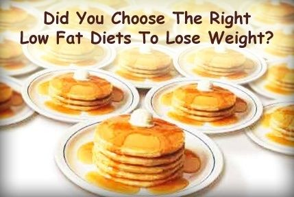 Did You Choose The Right Low Fat Diets To Lose Weight?  www.101loseweight...    See if you can select the right low-fat diets item from each of these groups when youre trying to lose your body weight.  Get the best weight loss tips here ww.facebook.com/... and redeem your free ebook.  More on how to lose weight fast at www.101loseweight... weight-loss-house abs flat-stomach