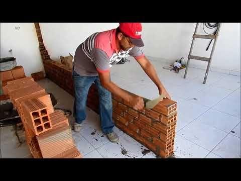 Facilitando o trabalho do pedreiro na construção Parte 02 - YouTube