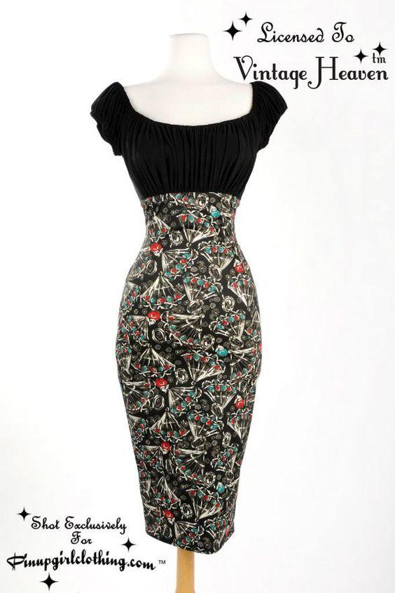 Vintage Heaven  - Spanish Fan Peasant Dress, $209.50 (http://www.vintageheaven.co.nz/spanish-fan-peasant-dress/)