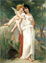 Guillaume Seignac - La femme a l'ange