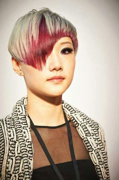 two color hair styles the world s catalog of ideas 3551