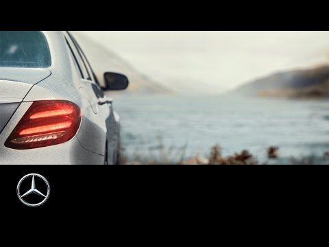 "Mercedes-Benz: New E-Class TV commercial ""PRE-SAFE® Impulse side"" - Mercedes-Benz original"