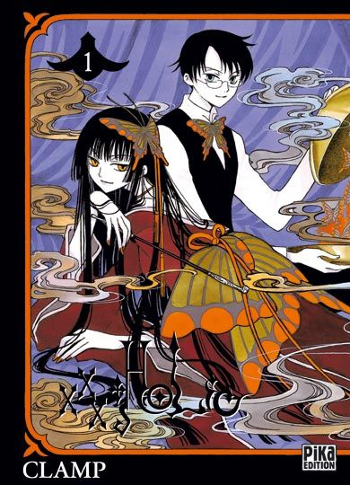 XXXHolic by CLAMP  A series of interlinked supernatural short stories steeped in Japanese folklore, centered around a mysterious witch's wish-granting shop and the clumsy, unfortunate youth indentured into her service to protect himself from the spirits that pursue him.