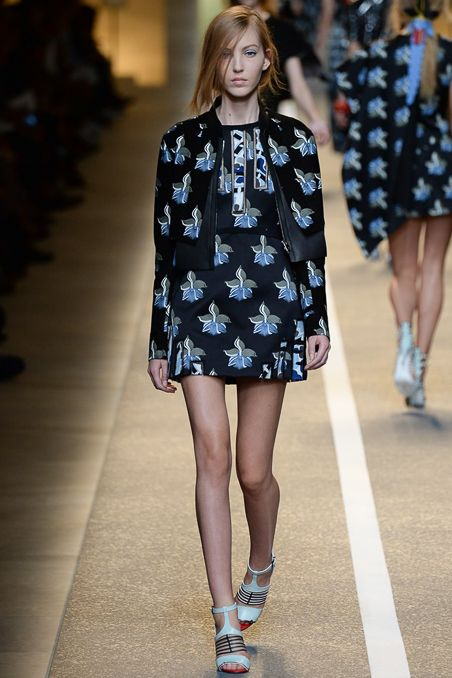 Spring 2015 Ready-to-Wear - Fendi