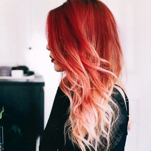Spice Up Your Life With These 50 Red Hair Color Ideas Frisuren