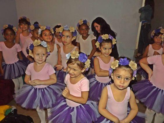 Turma de ballet Sapatilhas de cristal
