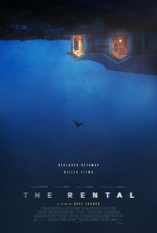 Click to View Extra Large Poster Image for The Rental in 2020   Dave franco, Streaming movies, Free movies online