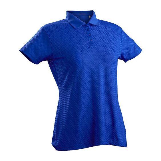 Plus Size Nancy Lopez Grace Short Sleeve Golf Polo, Women's, Size: