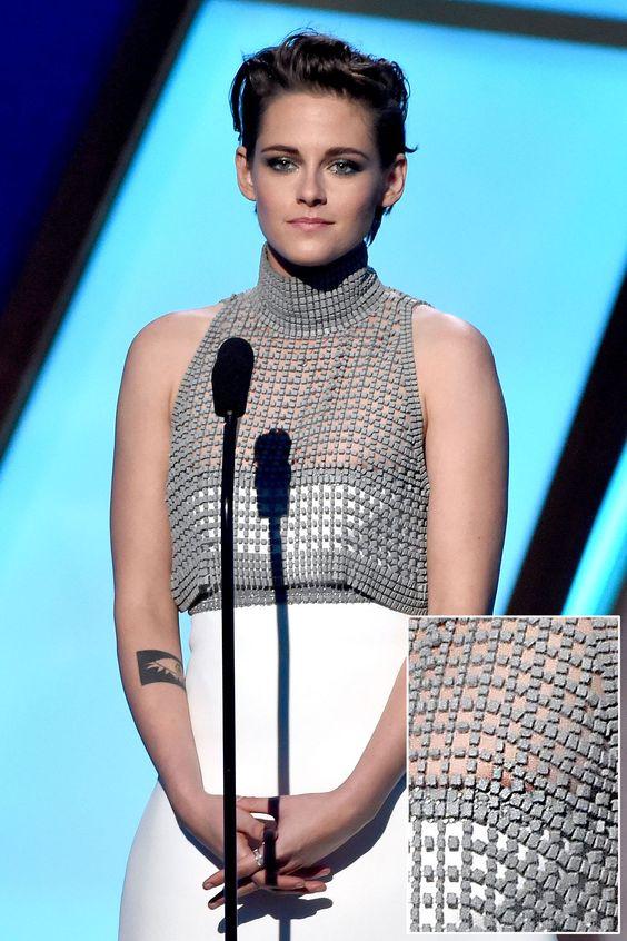 18 Uncensored Celebrity Nip Slips Kristen Stewart
