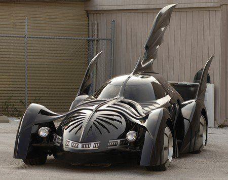 Schumacher-era Batmobile.