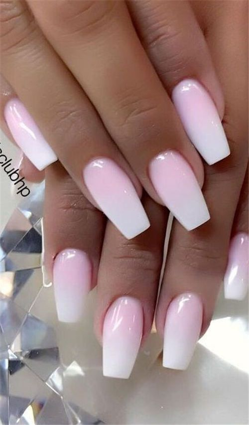 40 Gorgeous Gel Nail Designs For Spring 2020 In 2020 Ombre Nail Designs Ombre Nails Nail Designs