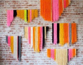 100 Creativo DIY Arte de la Pared Ideas para decorar Tu Espacio