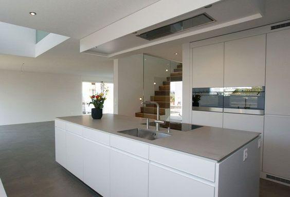 Küchenideen  Küchenideen Mit Kochinsel – sehremini | Küche | Pinterest | Kitchens