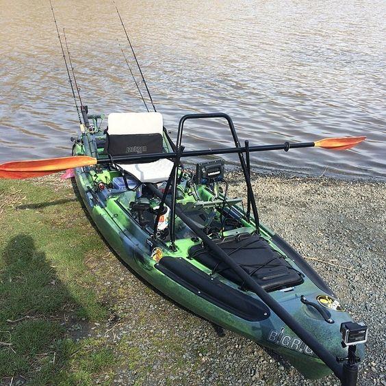 Kayak fishing accessories bass pro for Bass pro shop fishing kayaks