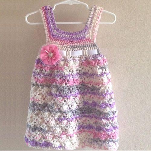 Crochet For Children Vintage Toddler Dress Free Pattern New Free Crochet Toddler Dress Patterns