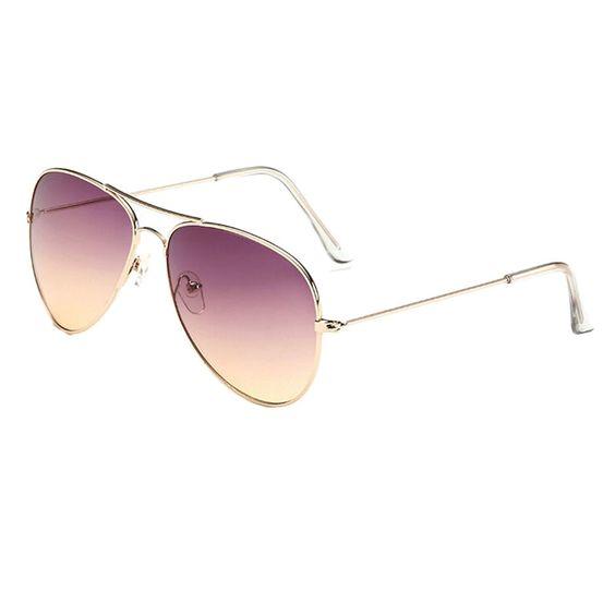 Womens-Marine-Sunglasses-Colorful-Lens-Vintage-Fashion-Gradient-Eyewear-GRS