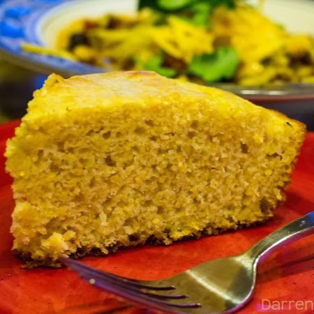 Grandma's Old-fashioned Cornbread Recipe | Key Ingredient