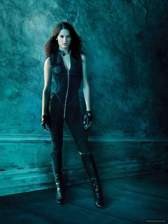 Alexandra Udinov | Lyndsy Fonseca | Nikita | Lara Croft Tomb Raider | espionage, black ops fashion: