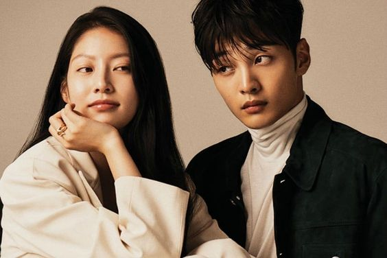 Gong Seung Yeon And Kim Min Jae Describe Why They Enjoy Acting Together