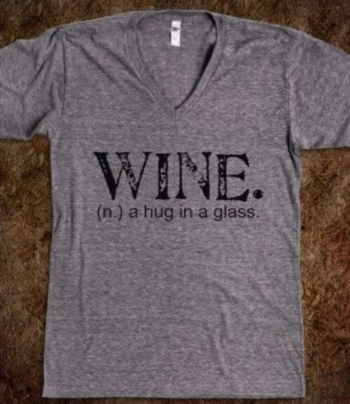 Wine shirt~ i need this