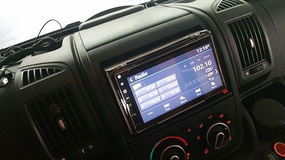 WHATABUS-Test des Navigations- und Multimedia-Autoradios ICARTECH S730 - hier zeigte sich leider, dass China-Qualität unter deutschem Label verkauft wird.