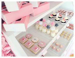 Ballerina Bakery Party