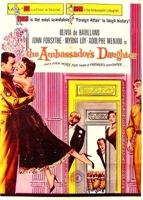 La hija del Embajador (1956):