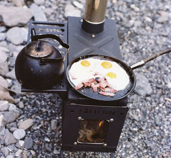 100 Camp Stove Recipes On Pinterest: Portable Camp Stove By Faltovn