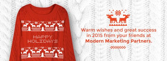 Modern Marketing Partners Holiday Card