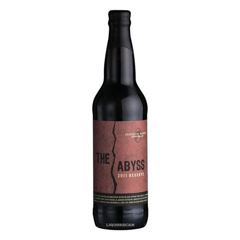 Deschutes The Abyss Imperial Stout - Buy craft beer online from CraftShack. The Best Online Craft Beer Delivery Service!