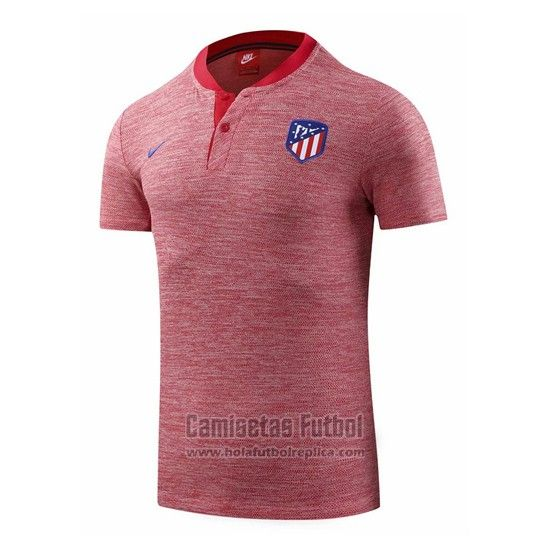 2018 Polo Del Madrid 2019 Atletico RosaFutbol Camiseta srtdQxhC