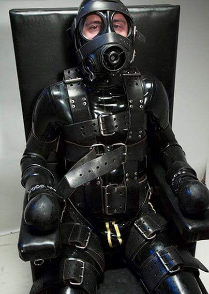 Gay Bondage Master Into Leather 74