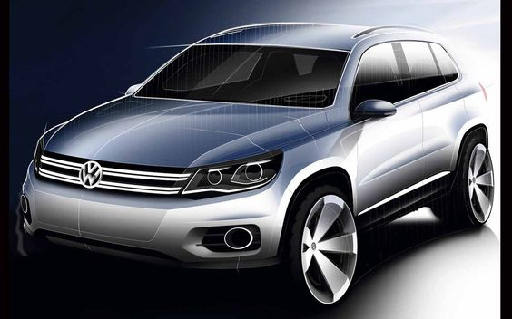 VW Tiguan 2016 Redesign and Release Date - http://www.carbrandsnews.com/vw-tiguan-2016-redesign-and-release-date.html