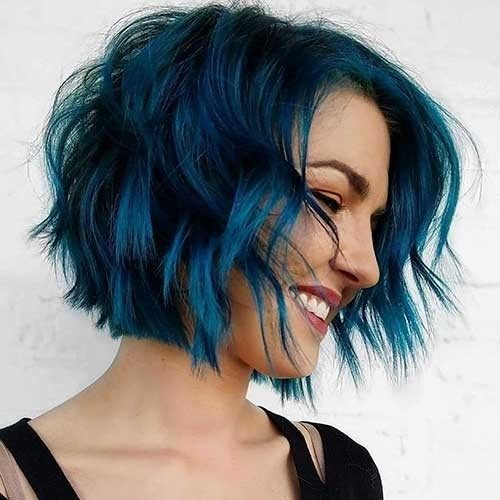 Best Hairstyle Ideas For Short Hair With Images Hair Color