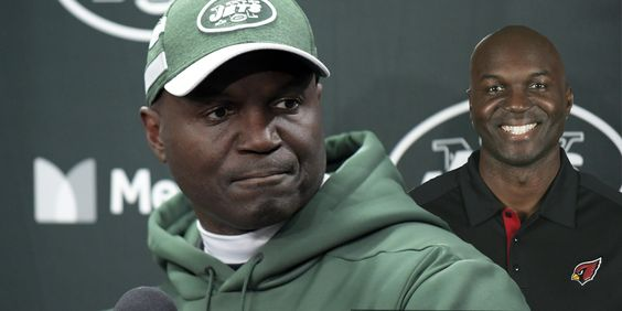 Todd Bowles is one of the seven coaches who were fired
