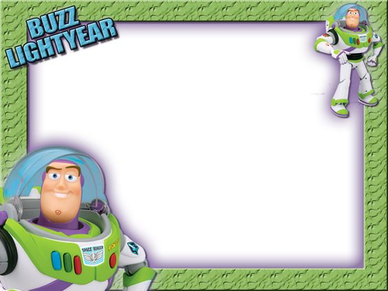Buzz Lightyear, Kid And Frames On Pinterest
